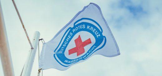 Wasserwacht Flagge Styleguide